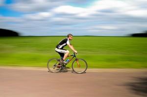 Radfahren!