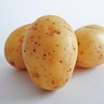 Kartoffeln enthalten Kohlenhydrate (KH)
