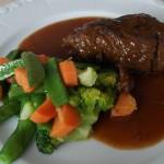 Abendessen - Beispiel