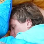 Ausreichend Schlaf - fördert die Fettverbrennung