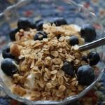 Joghurt-Früchte-Müsli!