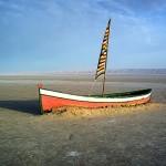 Wasser - des Körpers wichtigstes Gut! Genau wie für dieses Boot. Ohne Wasser funktioniert nichts!