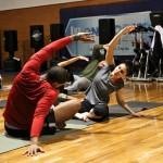 Leichtes und moderates Training
