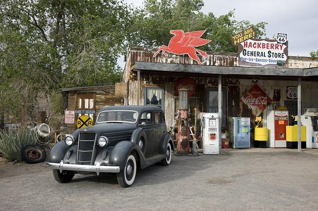 Jeder braucht eine Tankstelle um Kraftstoff (Energie) zu tanken!