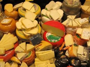 Ein Augenschmaus für alle Käseliebhaber - allerdings nicht für diejenigen, die Diät halten wollen!