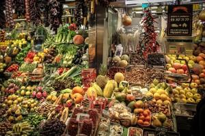 Lebensmittel wie Obst und Gemüse, unterstützen Sie auf ihrem Weg!