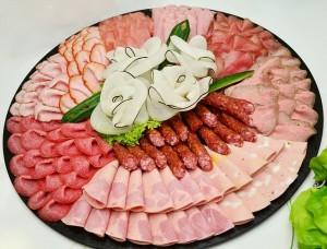 Fleisch- und Wurstwaren sind ebenfalls ein guter Jod-Lieferant.