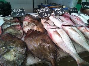 """Meeresfische - sehr reichhaltig an """"JOD""""."""
