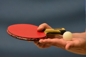 Der Tischtennisschläger - das passende Sportgerät