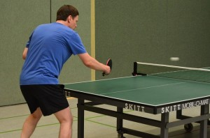 Tischtennis und Abnehmen!