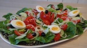 Eine ausgewogene und gesunde Ernährung gehört zum abnehmen dazu!
