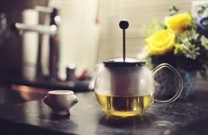 """""""grüner Tee"""""""